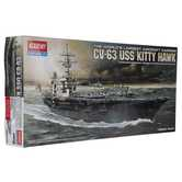 USS Kitty Hawk CV-63 Model Kit